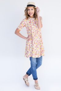 Agnes and Dora Swing Tunic