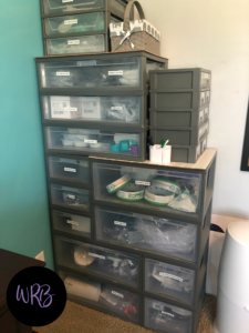 Special Needs Supply Storage